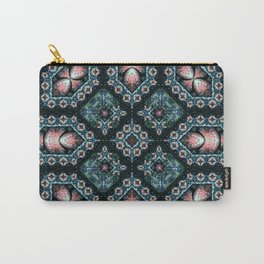 Victorian Art Deco Medieval Pattern SB13 Carry-All Pouch