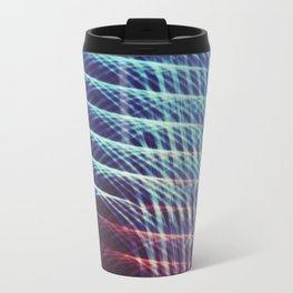 Camera Toss Light Abstract Travel Mug