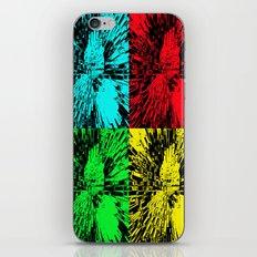 Columns of Pop Art iPhone & iPod Skin