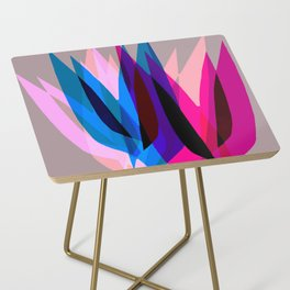 Tulips Bouquet Side Table