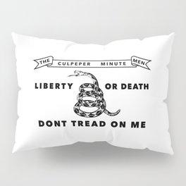 Historic Culpeper Minutemen flag Pillow Sham