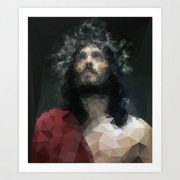 The Lord Jesus Art Print