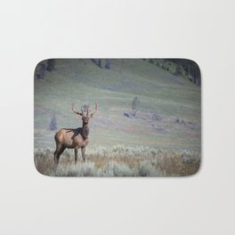 Yellowstone Elk Bath Mat