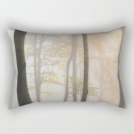 Forest ladscape Rectangular Pillow