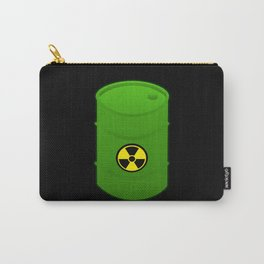 atomic waste barrel Carry-All Pouch