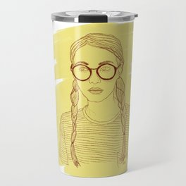 Ms Sunshine Travel Mug