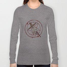 Evil Baby Long Sleeve T-shirt
