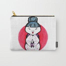 Little Geisha Carry-All Pouch