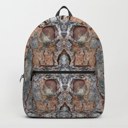 Tree face boo Backpack