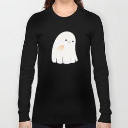 Poor ghost Long Sleeve T-shirt
