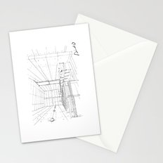 Church of the light - Tadao Ando Stationery Cards