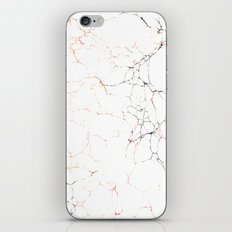 Marbled Cream 2 iPhone & iPod Skin