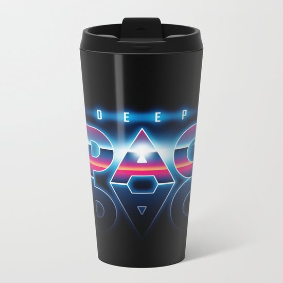 Deep Space Metal Travel Mug