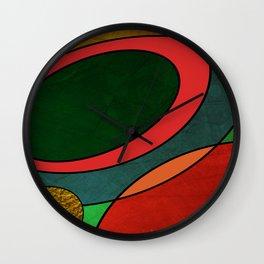 Abstract #325 Wall Clock