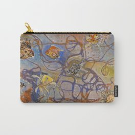 Connecting Goldfishes Carry-All Pouch