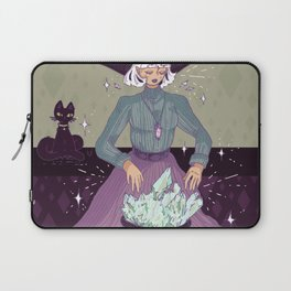 Crystal Witch Laptop Sleeve