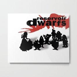 Reservoir Dwarfs Metal Print