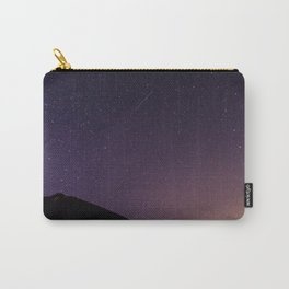 Teide by Night Skies Carry-All Pouch