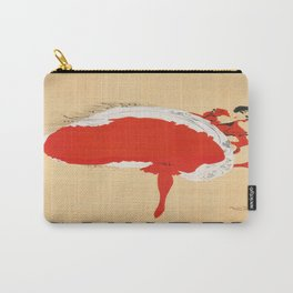 Vintage poster - Saharet Carry-All Pouch