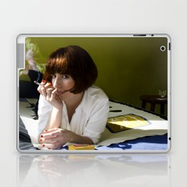 Mia, Pulp Fiction Laptop & iPad Skin
