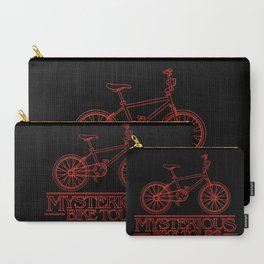 Mysterious Bike Tours Carry-All Pouch