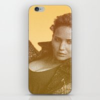 law iPhone & iPod Skins featuring J. LAW. by Hands in the Sky
