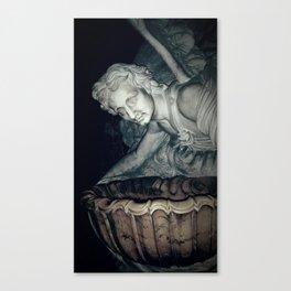 The Angel of GOD Canvas Print