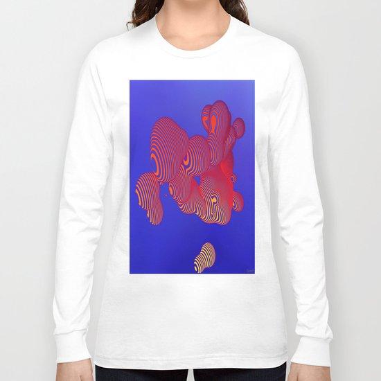 Sans titre N°10 Long Sleeve T-shirt