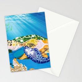 Oceanic Phantom Lurking Stationery Cards