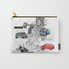 Beautiful Voyage Carry-All Pouch