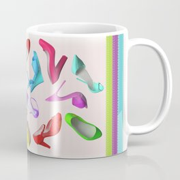 Juicy Shoes Coffee Mug