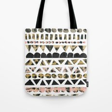 A Geo Pattern Tote Bag