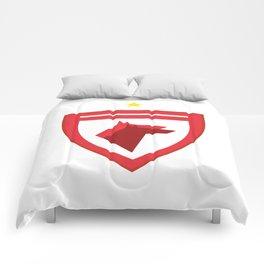 Dinamo Bucharest Icon Comforters