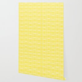 Yellow Squares and Dots Wallpaper