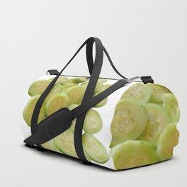 Cucumber Quarters Duffle Bag