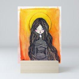 Joan of Arc Mini Art Print