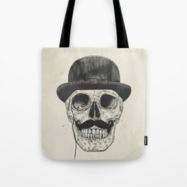 Gentlemen never die Tote Bag