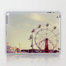 Cotton Candy Daydreams Laptop & iPad Skin
