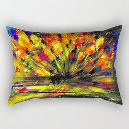 Explosion of Eternal Love. Rectangular Pillow