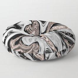 Fluid Kiss #2 #abstract #decor #art #society6 Floor Pillow