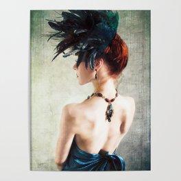 Madame Peacock II Poster