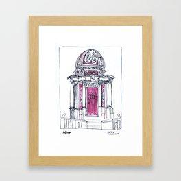 Korfu Framed Art Print
