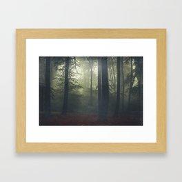 Déjà Vu Framed Art Print