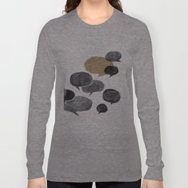 journey and arrival 4 Long Sleeve T-shirt