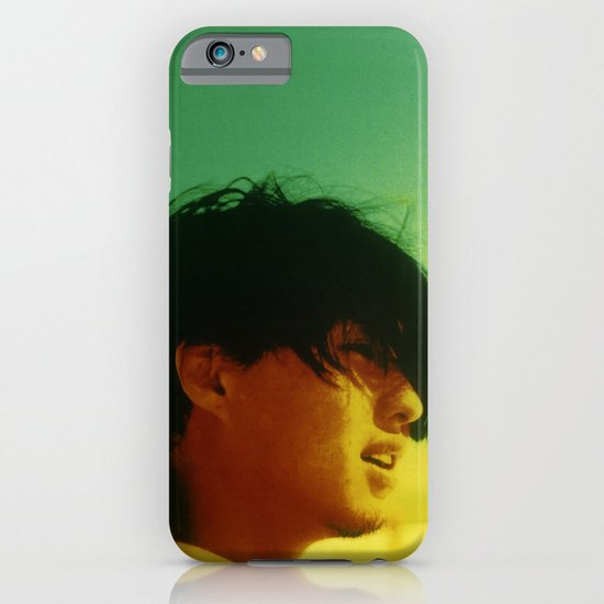 Asian Green and Yellow iPhone & iPod Case