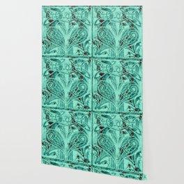 Celtic Zoomorphic Wallpaper
