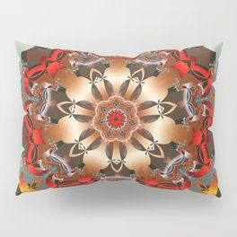 Enlighten Mandala Pillow Sham