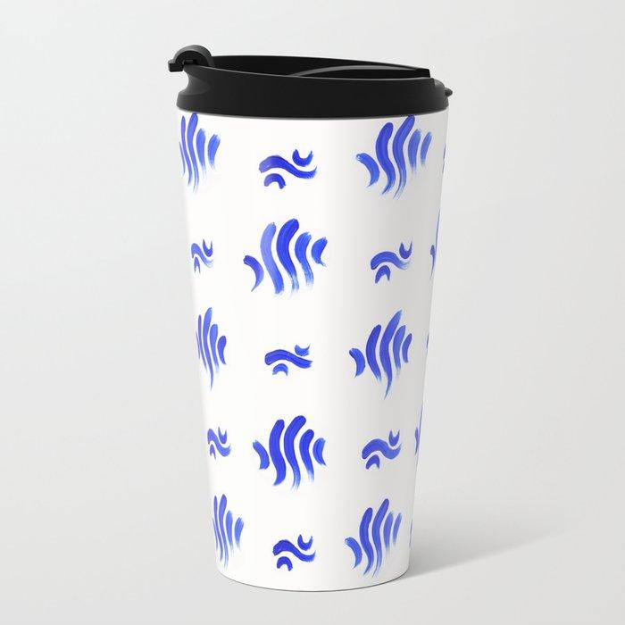 Day 044 | #margotsdailypattern Travel Mug
