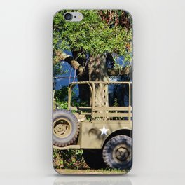 Military Jeep iPhone Skin