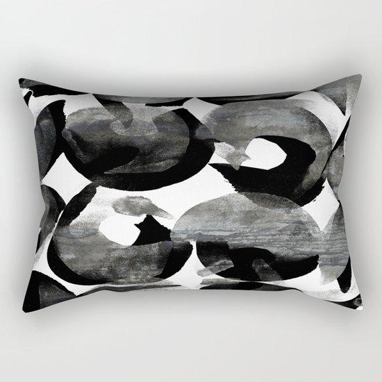 Abstract  56 Rectangular Pillow
